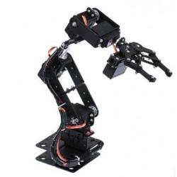 Brazo robot de 6 grados de libertad