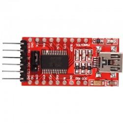 Convertidor USB a TTL FTDI