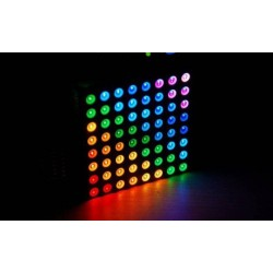 Matrix de led 8x8 RGB