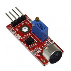 Sensor de sonido/Microfono