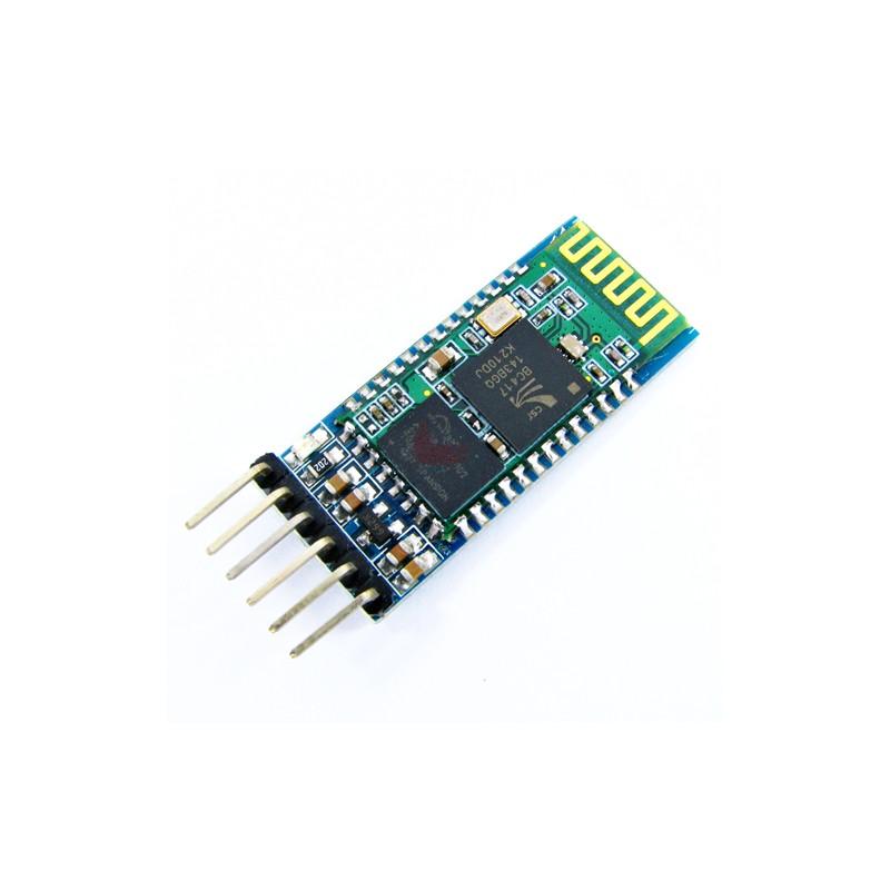 Bluetooth master hc arduino tostatronic