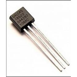 Sensor de temperatura DS18B20 Chip